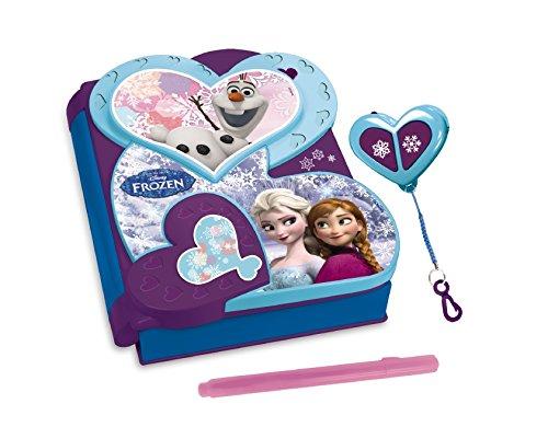 IMC Toys - Journal électronique Reine des neiges - 16095