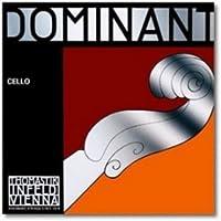 CUERDAS VIOLONCELLO - Thomastik (Dominant 147) (Metal/Cromo) Medium Cello 4/4 (Juego Completo)