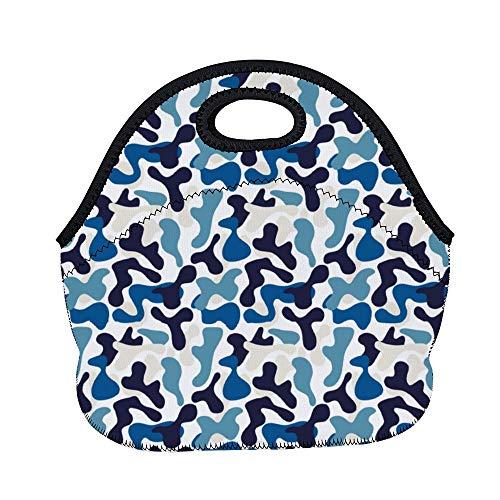 Bolsas reutilizables para el almuerzo, organizadores de viaje para mujeres, hombres, niños, universidad, trabajo, picnic, senderismo, playa, pesca ordinaria