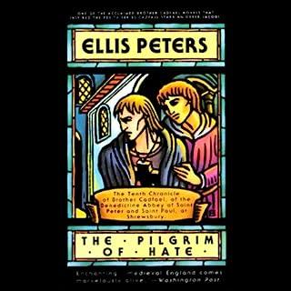 The Pilgrim of Hate cover art