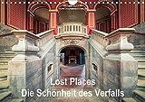Die Schönheit des Verfalls - Lost Places (Wandkalender 2020 DIN A4 quer): Europas vergessene Schönheiten (Monatskalender, 14 Seiten ) (CALVENDO Orte)