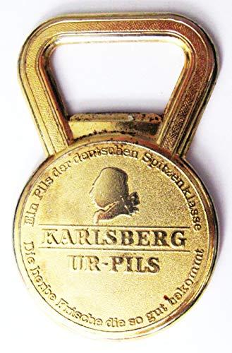 Karlsberg Brauerei - 100 Jahre - Flaschenöffner - Motiv 2