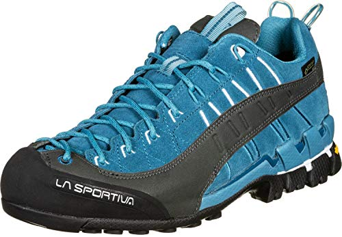 LA SPORTIVA Hyper Woman GTX, Zapatillas de Mountain Running Mujer, Azul Fjord...