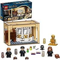 LEGO 76386 Harry Potter Zweinstein™: Wisseldrank Vergissing Kasteel Speelgoed voor Kinderen met Transformerende Poppetjes