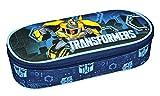 Scooli TFJK7730 - Astuccio con portapenne, motivo: Transformers con motivo Bumblebee, ca. 21,5 x 10 x 6 cm