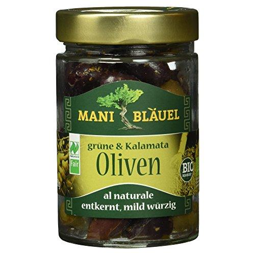 Mani Bläuel Bio Oliven-Mix, 175 g