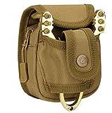 Best Hunting Slingshots - JFFCESTORE Tactical Slingshot Pack Bag Slingshot Ball Pouch Review