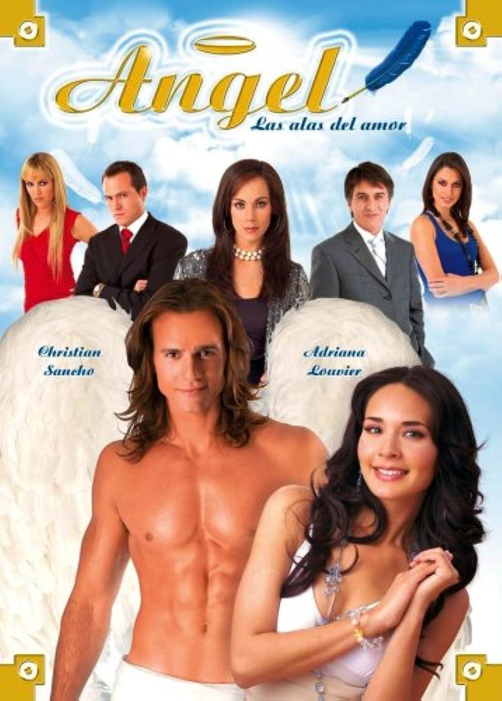 肥満手錠鋭くAngel: Las Alas Del Amor [DVD] [Import]