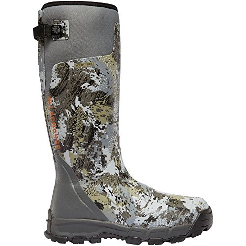 """LaCrosse Alphaburly Pro 18"""" Height Optifade Elevated II 800G (376035) Waterproof 