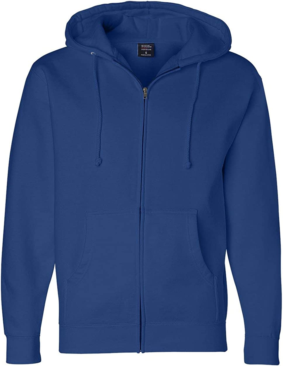 Fashionable Independent Trading Co. IND4000Z Sweatshirt sold out Full-Zip Hooded