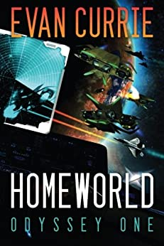 Homeworld (Odyssey One Book 3) by [Evan Currie]