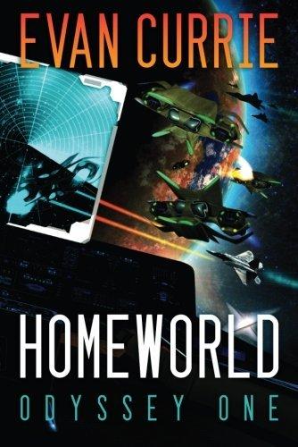 Homeworld (Odyssey One Book 3)