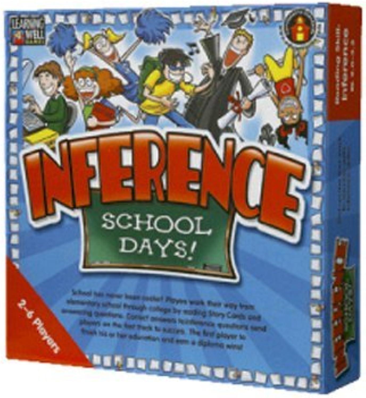 Edupress Inference School Days Red by Edupress