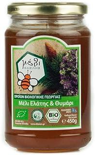 Honey Fasilis Bio Miel de Abeto y Tomillo  - Griega 450 g