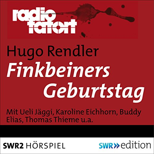 Finkbeiners Geburtstag audiobook cover art