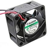 kessler-electronic HA40201V4-1000U-A99 SUNON-Axial-Lüfter 40x40x20mm 12V= 9,34m³/h 12,3dBA +DATENBLATT als QR-Code