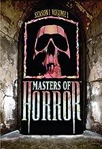 Masters of Horror: Season 1 Vol. 1