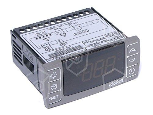 Dixell XR20CX-5N0C1 Elektronikregler für Cookmax 230V AC für NTC/PTC 55-150°C Abmaße 71x29mm Anzeige 3½-stellig NTC/PTC 1
