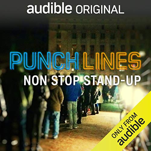 Ep. 5: The Weekender (Punchlines) audiobook cover art