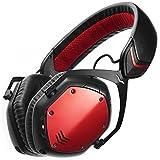 V-MODA Crossfade Wireless Over-Ear Auriculares Rouge