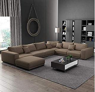 U Shaped Sofa Sectional