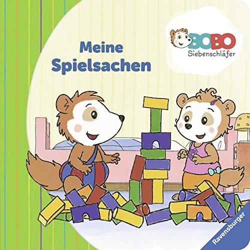 Bobo Siebenschläfer: Meine Spielsachen