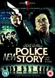 New Police Story (2 Disc Ultimate Edition) [DVD] [Reino Unido]