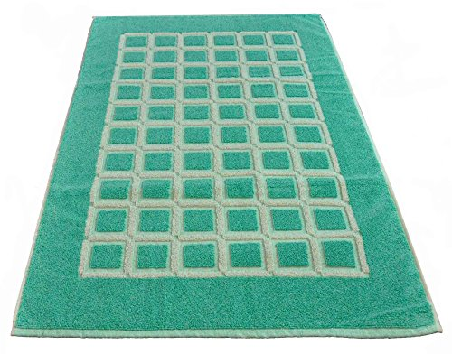 Dama tapis de bain 60 x 120 cm. - BEIGE