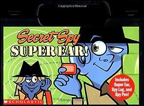 Secret Spy Super Ear!