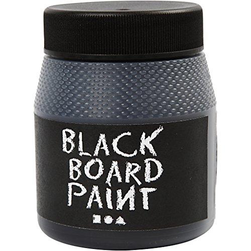 Colore lavagna, nero, 250 ml