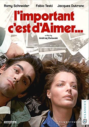 L'Important C'Est D'Aimer [Blu-ray]