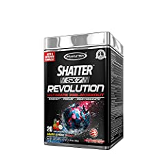 Ultimate Pre-Workout Energy Focus Performance TEchnology Meets Efficacy Without Compromise Introducing Shatter? Sx-7 Revolution, A Scientifically Advanced Formula That Features Cutting-Edge Dual-Phase, Multi-Particulate Technology For Incredible Resu...