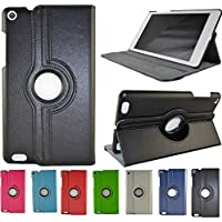 "Theoutlettablet® Funda para Tablet Bq Edison 3 Mini 8"" Color Negro"