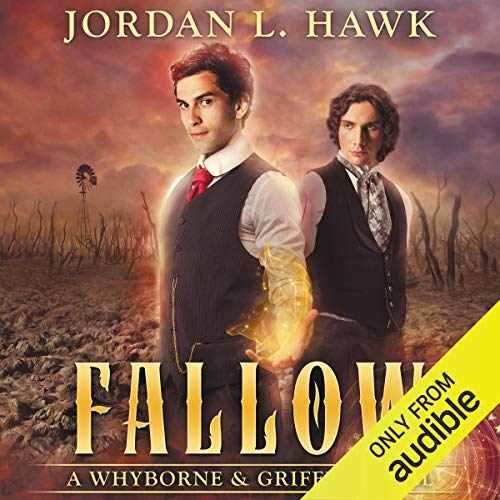 Fallow audiobook cover art
