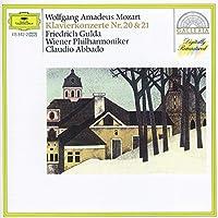 Mozart: Piano Concertos 20 & 21 (Klavierkonzerte Nr. 20 & 21)