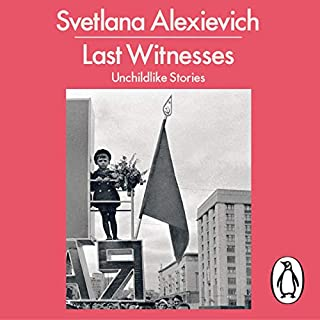 Last Witnesses cover art