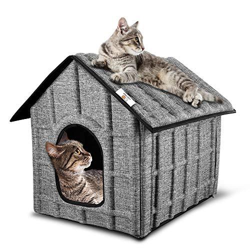 Maison pour Chat Extérieur PUPPY KITTY