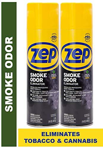 顶级Zep空气和织物气味消除剂喷雾器2020