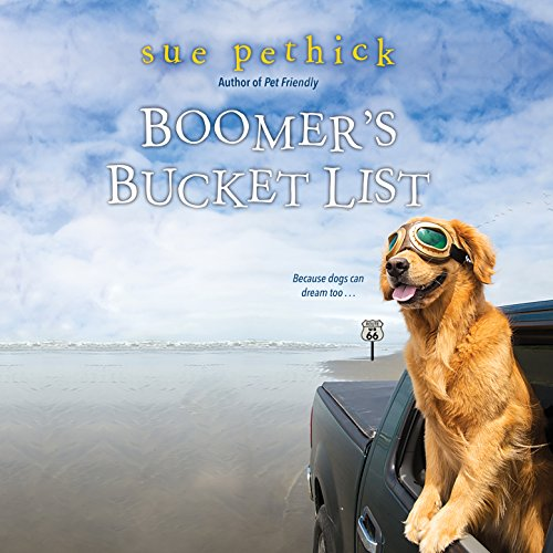 Boomer's Bucket List cover art
