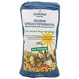 Schicker Mineral feines Diabas Urgesteinsmehl 25 kg, reines Gesteinsmehl für Ihren Garten zur Bodenverbesserung & Pflanzenstärkung ohne weitere Zusätze, Bodenhilfsstoff Fibl gelistet