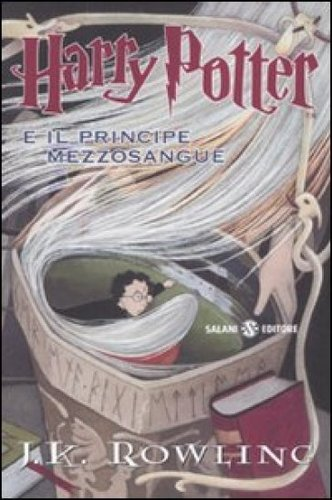 HARRY POTTER E IL PRINCIPE MEZZOSANGUE.