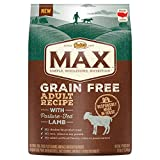 DISCONTINUED: MAX GRAIN FREE ADULT WITH LAMB