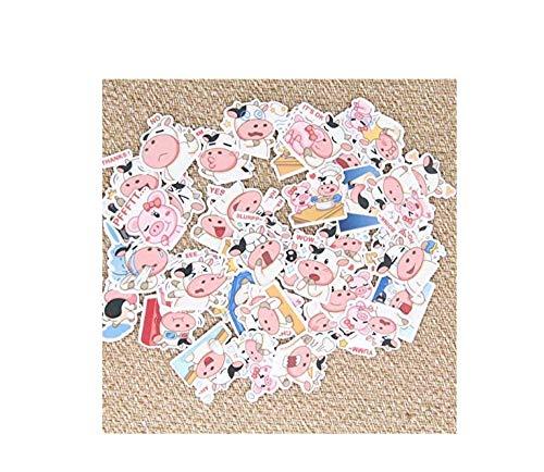 votgl Sticker Sticker voor Telefoon Auto Case Waterdichte Laptop Album Dagboek Rugzak Kids Speelgoed Stickers 40 Stks