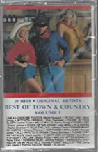 Best of Town & Country Volume 1; 20 Original Artists