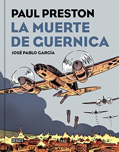 La muerte de Guernica (versión gráfica) (Historia)