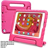 Cooper Dynamo [Rugged Kids Case] Protective Case for iPad 6th, 5th Gen /