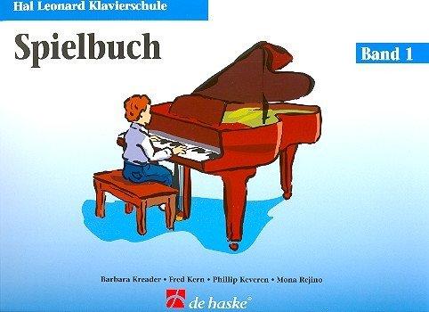 Hal Leonard Klavierschule, Spielbuch - Band 1