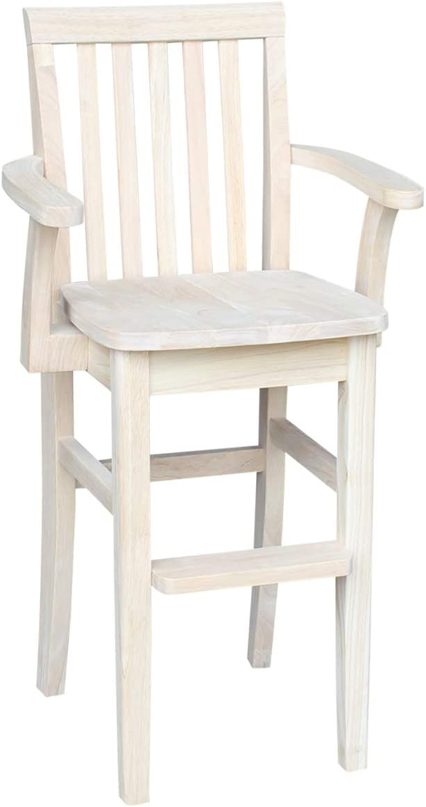 wholesale International Concepts Youth Unfinished overseas Chair
