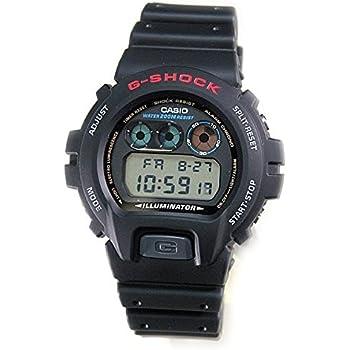 [ジーショック]G-SHOCK メンズ デジタル 腕時計 DW-6900-1V [並行輸入品]