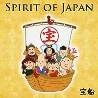 Spirit of Japan スクリーンクリーナーシール 宝船 SJ-CS04